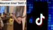 Viral TikTok video of girl getting abortion for second time, celebrating it leaves netizens divided