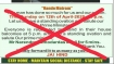 Fact check: Viral 'poster' urging people to give standing ovation for PM Modi is false