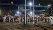Kolkata: People force authorities to cremate coronavirus patient's body in non-designated ghat