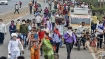 Migrant workers clash with cops in Surat; stones pelted, tear gas fired