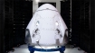 No press, no family: Space crew set for launch during pandemic for six-month mission
