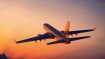 These are the minimum and maximum prices you would have to pay for flights