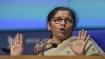 Nirmala Sitharaman mounts veiled attack on Congress over MSP