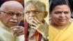 Babri case: Advani, Joshi, Uma Bharti will have to be present in court