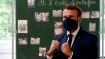 Emmanuel Macron calls for easing raw material supply for production of Covid vaccines to India, others
