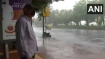 Delhi-NCR residents wake up to heavy rains, strong winds; mercury dips