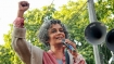 Remove Arundhati Roy's speech from Calicut university text book, BJP chief urges Governor