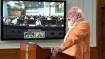 Varanasi can lead as an example in making India self-reliant: PM Modi