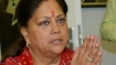 Rajasthan crisis: BJP to hold crucial meet today; Vasundhara Raje to join
