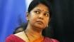 Hathras Protest: DMK leader Kanimozhi, others detained in Chennai