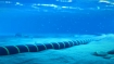 What is Submarine communications cable?
