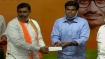 Former Karnataka IPS officer K Annamalai joins BJP