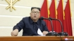 Kim Jong Un calls for readiness against typhoon, virus