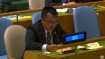 Watch: Indian delegate walks out of UN meet during Imran Khan's speech