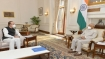 Ghulam Nabi Azad meets President Kovind over farm bills, Opposition stages protest