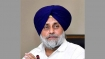 Sukhbir Badal escapes unhurt as Akalis, Congress workers clash