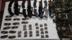 AK-74s, 240 rounds of ammo seized as Army finds suspicious movement across LoC