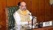 Shah to visit West Bengal on November 5
