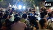 Hathras case: Security beefed up at Jantar Mantar as hundreds gather to protest