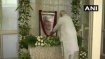 PM Modi pays last respects to former Gujarat CM Keshubhai Patel