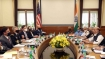 India delighted to host US Defence Secy, talks to deepen ties: Rajnath