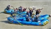 Within 10 days of reopening, more than 8,000 tourists flock in to Rishikesh for river rafting
