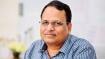 Satyendar Jain to hold meeting with mayors of three corporations