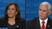 US Election 2020: At VP debate, Pence, Harris discuss pandemic, racism, China