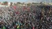 Despite security threats Pakistan's opposition parties hold massive rally