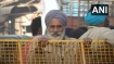 Delhi Chalo call: Farmers protesting against farm laws stay put at Tikri border amid police deployment