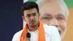 Entire South will be safronised beginning Hyderabad: Tejasvi Surya