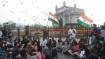 Protest at Gateway of India: Mumbai cops charge 36