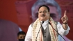 Didi is looking for a 2nd seat, it is certain that Mamata is losing Nandigram: JP Nadda