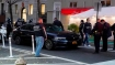 Car hits multiple people in New York during protest