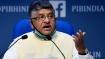 No proposal to appoint regulator for social media: Ravi Shankar Prasad