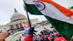 Vincent Xavier, Kochi man who carried Tricolour to US Capitol protest