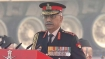 In message to China, Army Chief says don't test our patience