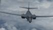 US B-1B Long-Range Heavy Bomber to perform at Aero India
