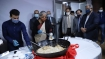 Budget 2021: Sitharaman, Thakur hold annual Halwa ceremony