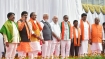 Newly inducted ministers in Karnataka get portfolios