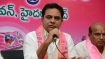 KCR's son to be next Telangana CM? Chorus grows louder for KTR