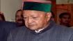 Former Himachal CM Virbhadra Singh announces decision to quit electoral politics