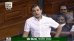 The intent of farm laws is to wipe out Mandis: Rahul in Lok Sabha