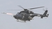 HELINA anti-tank missiles successfully launched from ALH Dhruv helicopter in Rajasthan sector