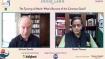 Jaipur Literature Fest: Congress MP Shashi Tharoor lauds Professor Michael Sandel on his new book