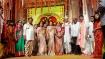 D K Shivakumar's daughter ties knot with S M Krishna's grandson