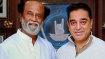 Ahead of Tamil Nadu polls, Kamal Haasan meets Rajinikanth