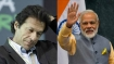 Pakistan PM Imran Khan writes to PM Modi, desires 'peaceful relations'