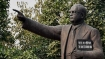 Dr. Ambedkar's statue found damaged in UP