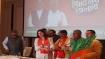 Bengali film actress Srabanti Chatterjee joins BJP
